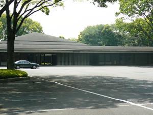 青山葬儀所(青山斎場)